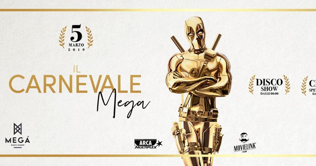 Carnevale 2019 Discoteca Mega Pescara