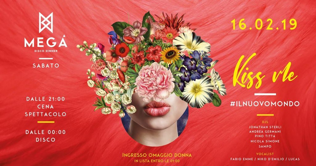 Kiss Me Discoteca Mega Pescara