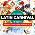 Latin Carnival Noir Club Jesi