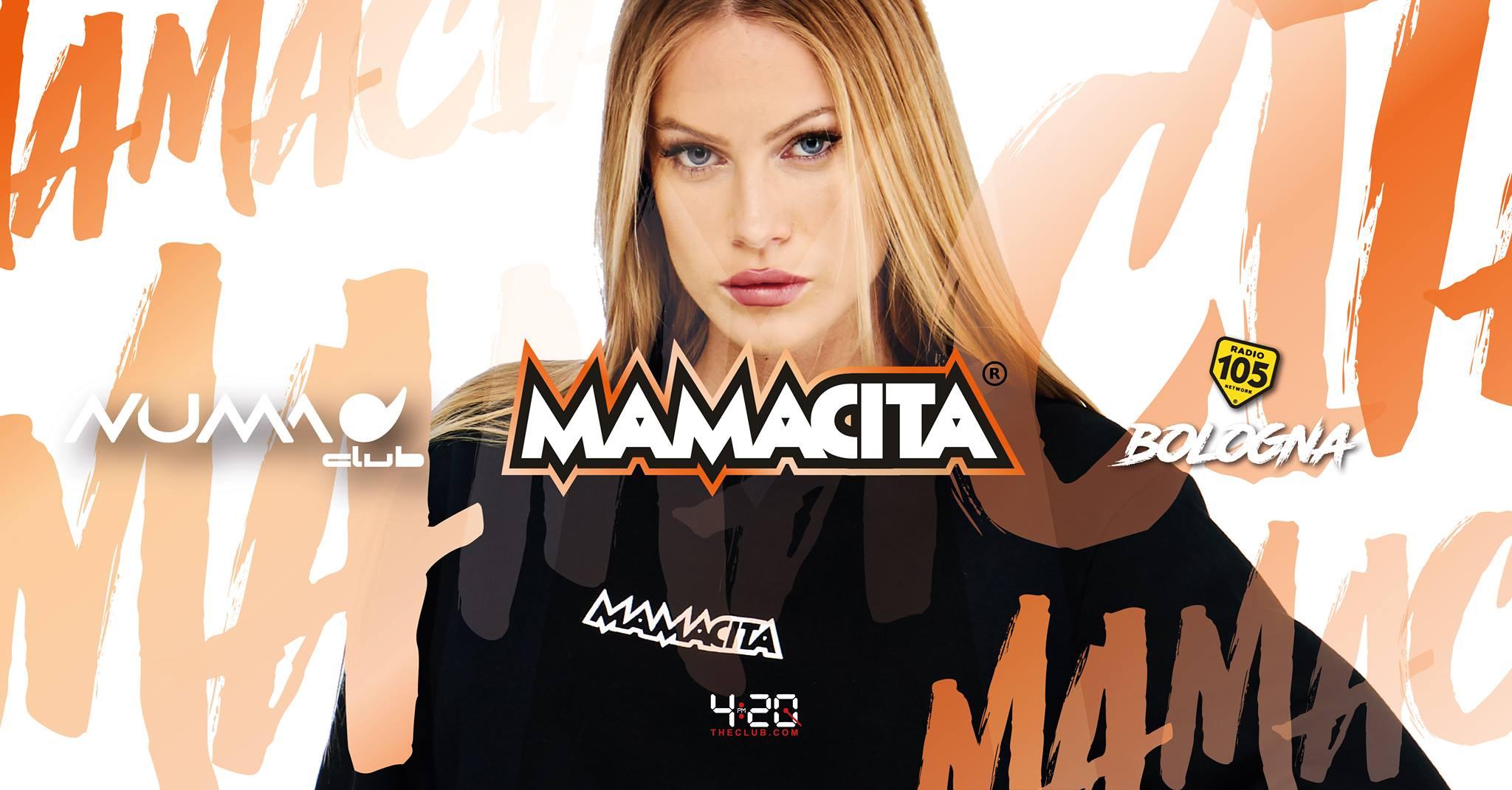 Mamacita pre Carnevale Numa Club Bologna