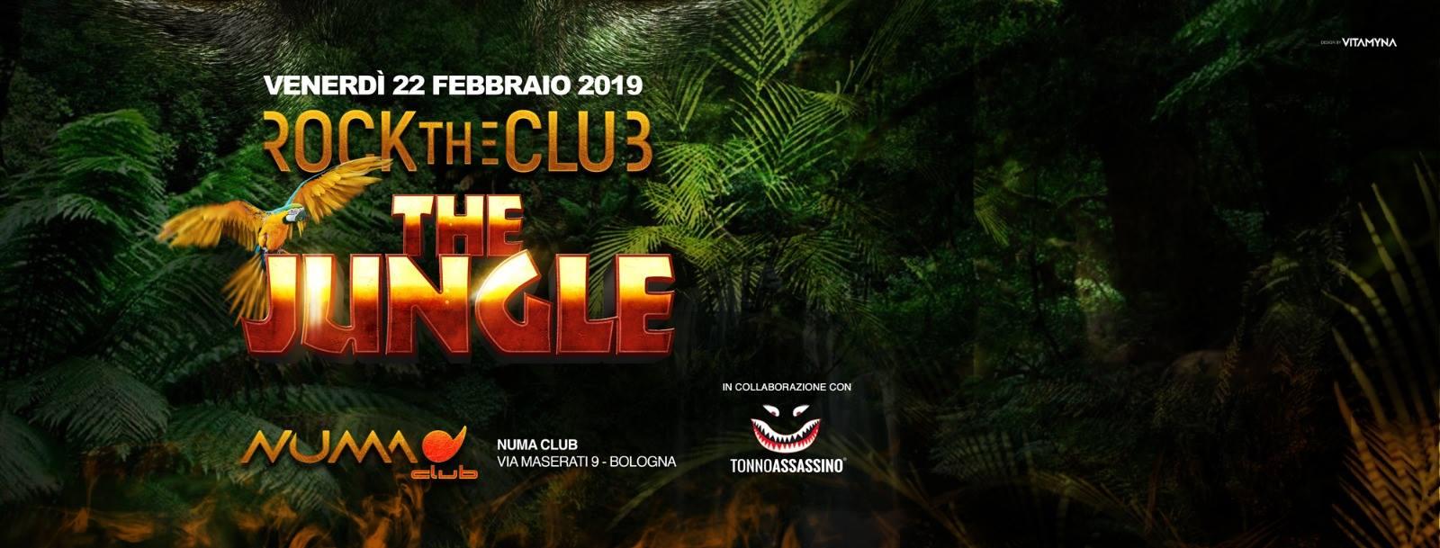 The Jungle Numa Club Bologna
