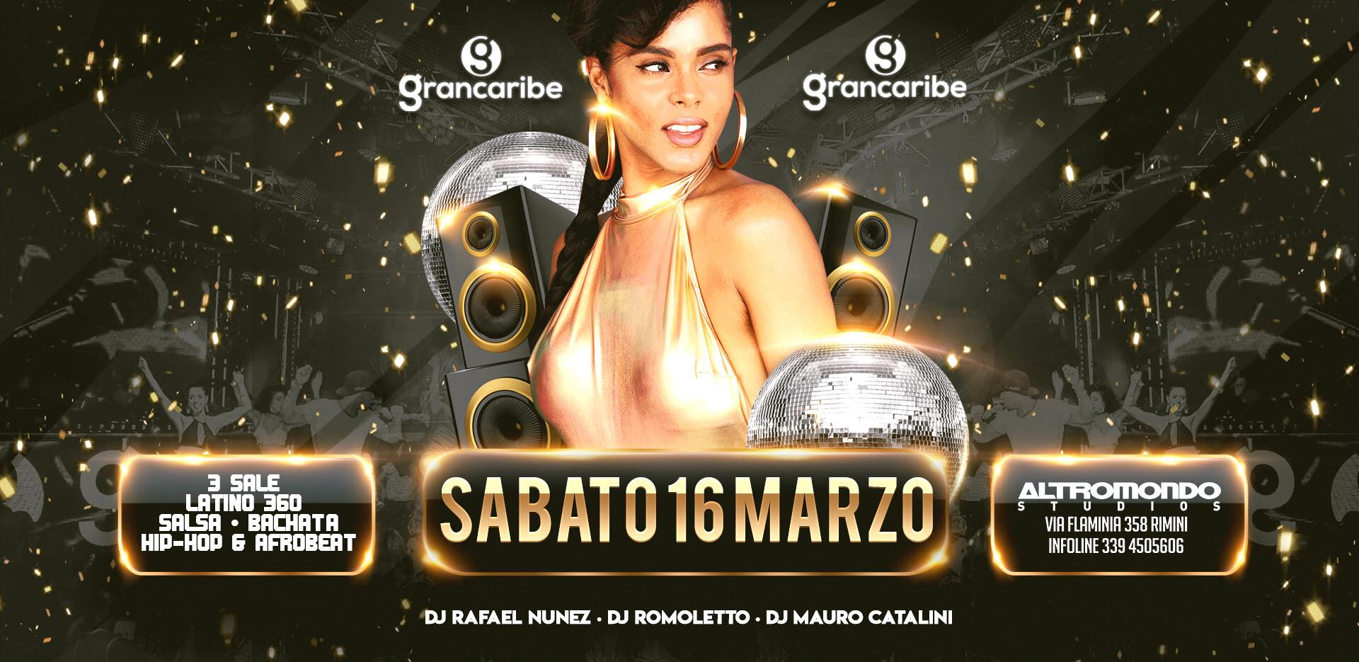 Sabato Latino Altromondo Studios Rimini