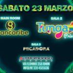 Grancaribe e Tunga Altromondo Studios Rimini