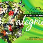 Discoteca Gattopardo Alba Adriatica Alegria con i Latin Power
