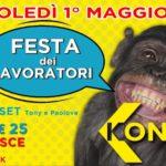 Primo maggio 2019 Kontiki San Benedetto del Tronto