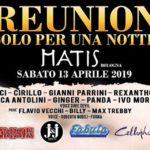 Reunion Matis Dinner Club Bologna