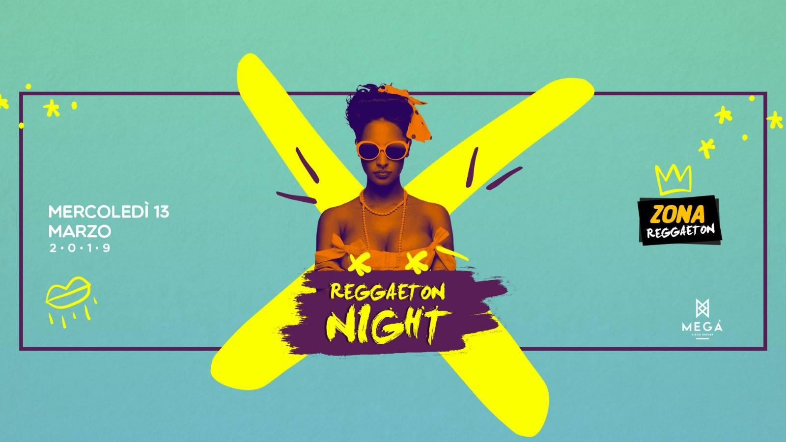 Zona Reggaeton Mega Disco Dinner Pescara