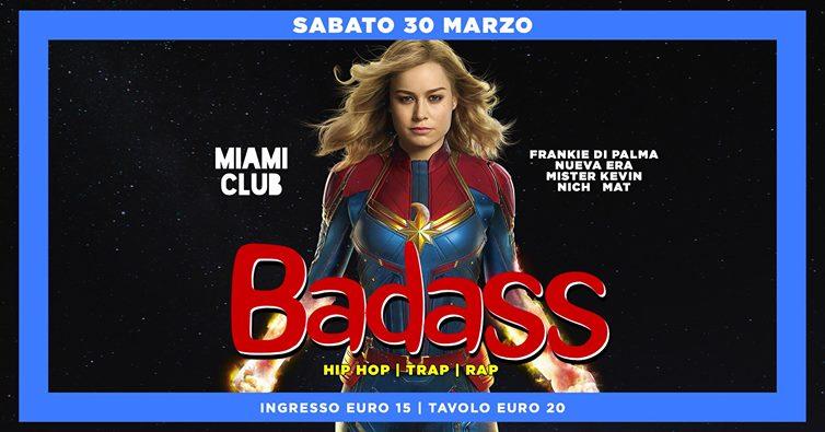 Badass Discoteca Miami Monsano