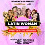 Latin Woman Noir Club Jesi