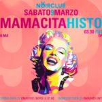 The Mamacita History 7 Noir Club Jesi
