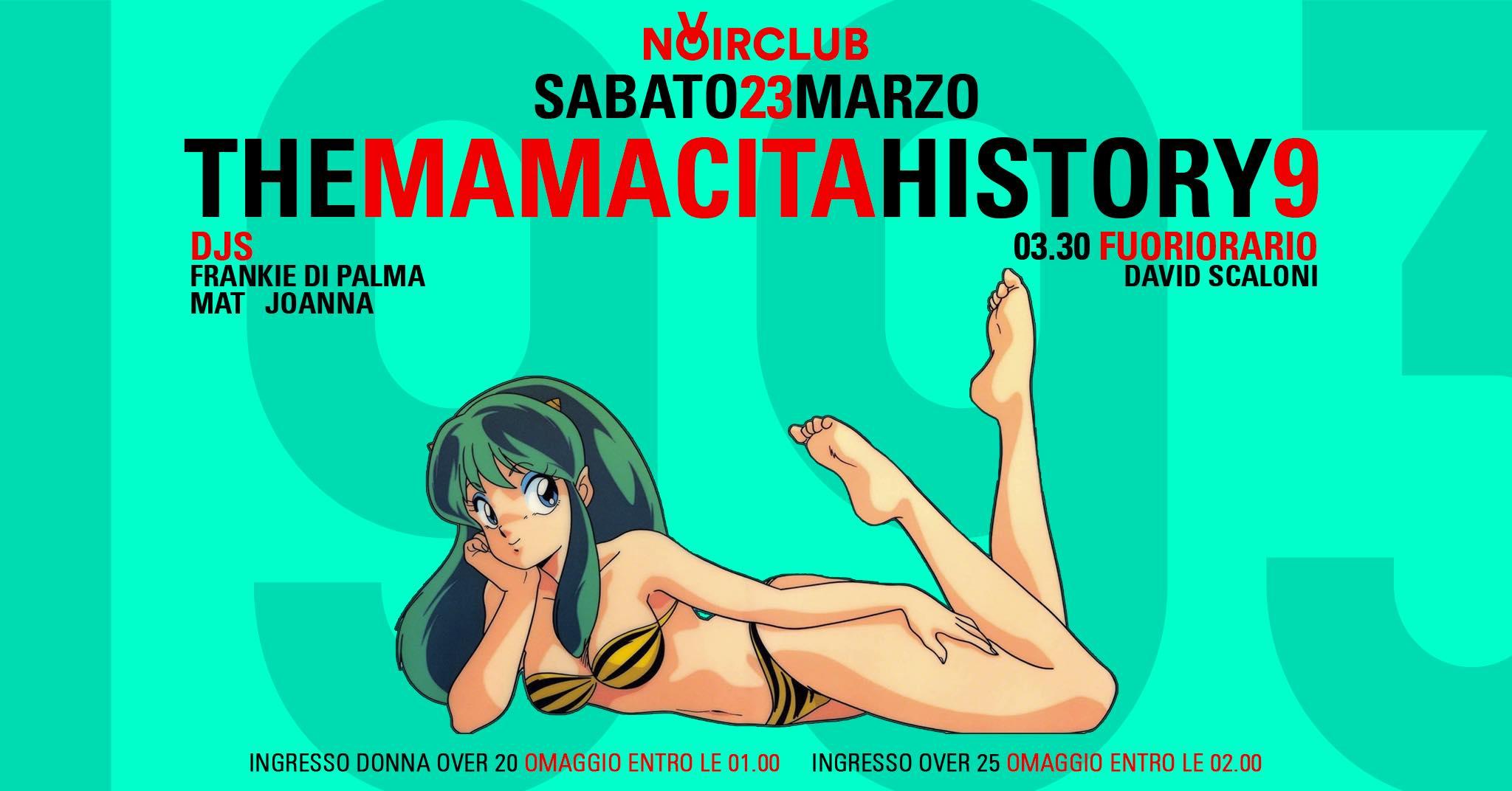 Noir Club Jesi The Mamacita History 9