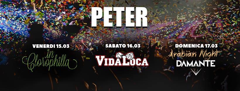 Peter Pan Riccione Discoteca In Clorophilla