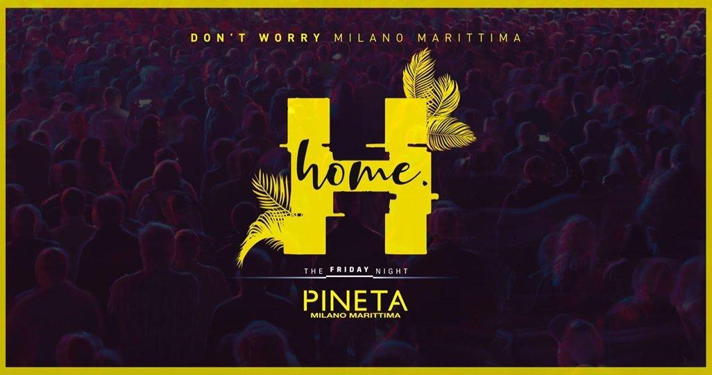 Inaugurazione Venerdi Pineta Club Milano Marittima