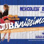 Cubanissima guest Seo Fernandez Discoteca Baia Imperiale Gabicce Mare