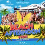 Beach Afternoon Event Chalet Del Mar Fano