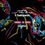 Sabato di Pasqua Discoteca Gattopardo Alba Adriatica