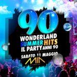 Mia Clubbing Porto Recanati 90 Wonderland Summer Tour 2019