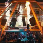 Secondo evento Vision discoteca Villa delle Rose Misano Adriatico