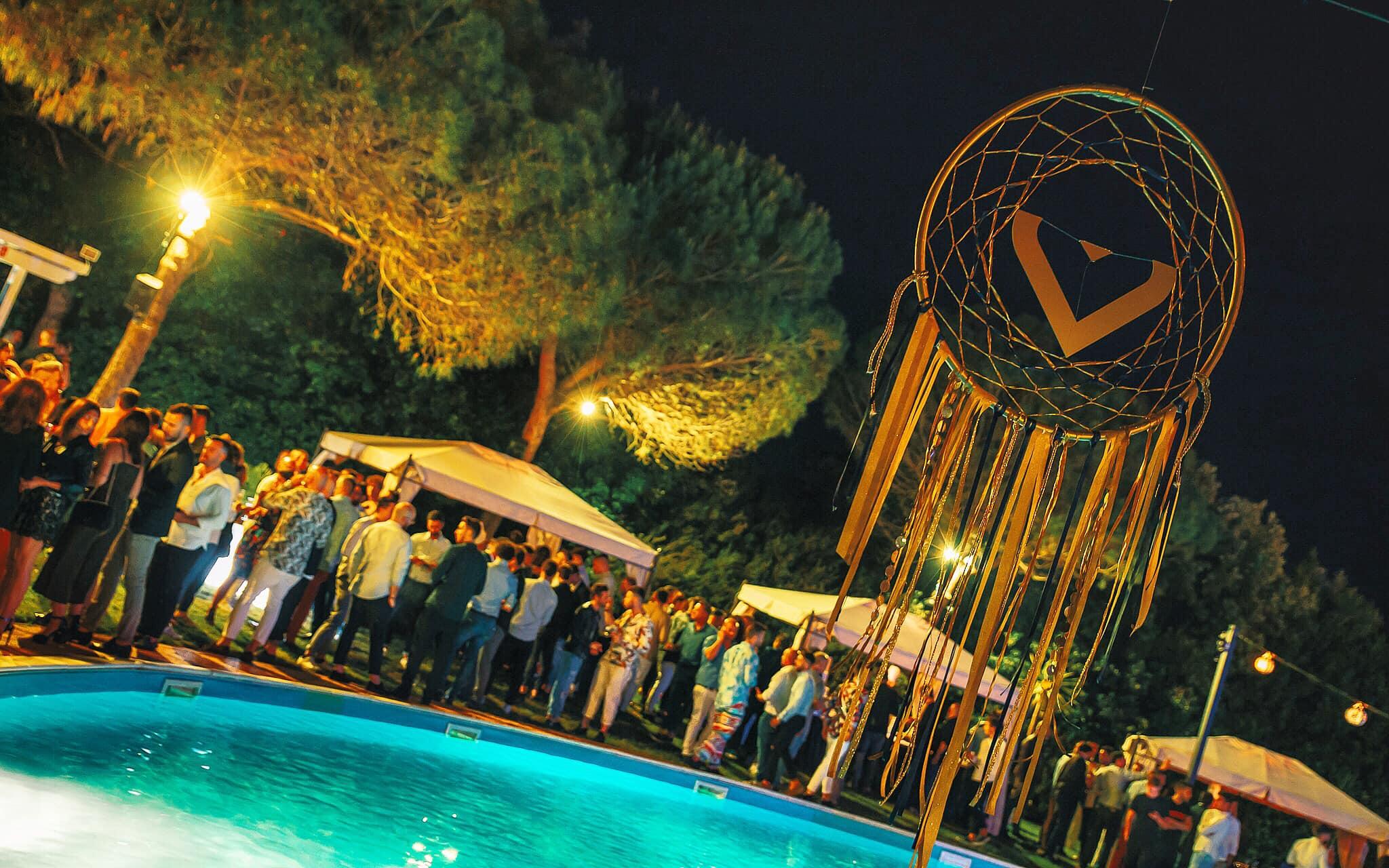 Secondo evento estate 2019 discoteca Villa Papeete Milano Marittima
