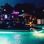 Discoteca Villa Papeete il giardino di Milano Marittima