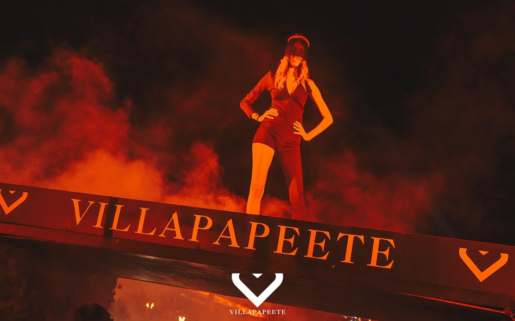 La Notte Rosa 2019 discoteca Villa Papeete Milano Marittima