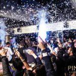 La Notte Rosa 2019 Pineta Milano Marittima