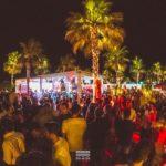 Shada Beach Club Civitanova Marche Martes Caliente pre Ferragosto