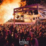 Byblos Riccione ultimo evento chic di agosto