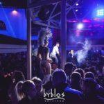Primo evento chic di settembre Byblos Riccione