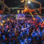 Discoteca Villa Papeete Milano Marittima ultimo evento di luglio