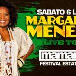 Margareth Menezes in concerto Mamamia Senigallia