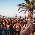 Samsara Riccione primo Sabato beach party di Agosto
