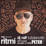 Ritmi Opening Party dj Ralf Peter Pan Club Riccione
