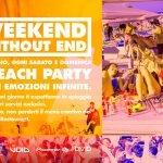 Domenica Beach Party Samsara Riccione