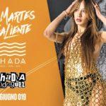 Chadia Rodriguez guest Shada Civitanova Marche