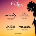 Villa delle Rose Cocoon Opening Party dj Ilario Alicante