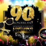 Discoteca Villa delle Rose 90 Wonderland