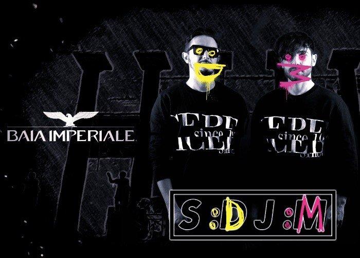 SDJM guest discoteca Baia Imperiale Gabicce Mare