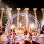 Evento Toga Party discoteca Baia Imperiale Gabicce Mare