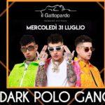 Dark Polo Gang discoteca Gattopardo Alba Adriatica