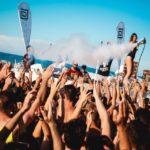 Ultimi beach party Estate 2019 Samsara Riccione