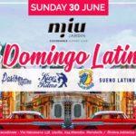 El Domingo Latino Miu Disco Dinner Marotta