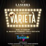 Varietà Opening Party La Serra Civitanova Marche