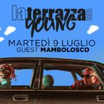 La Terrazza Club Restaurant guest Mambolosco