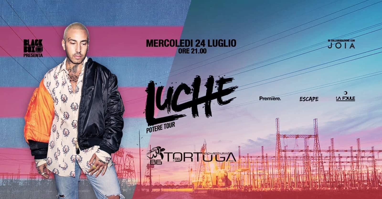 Luche guest Tortuga Beach Club Montesilvano Pescara