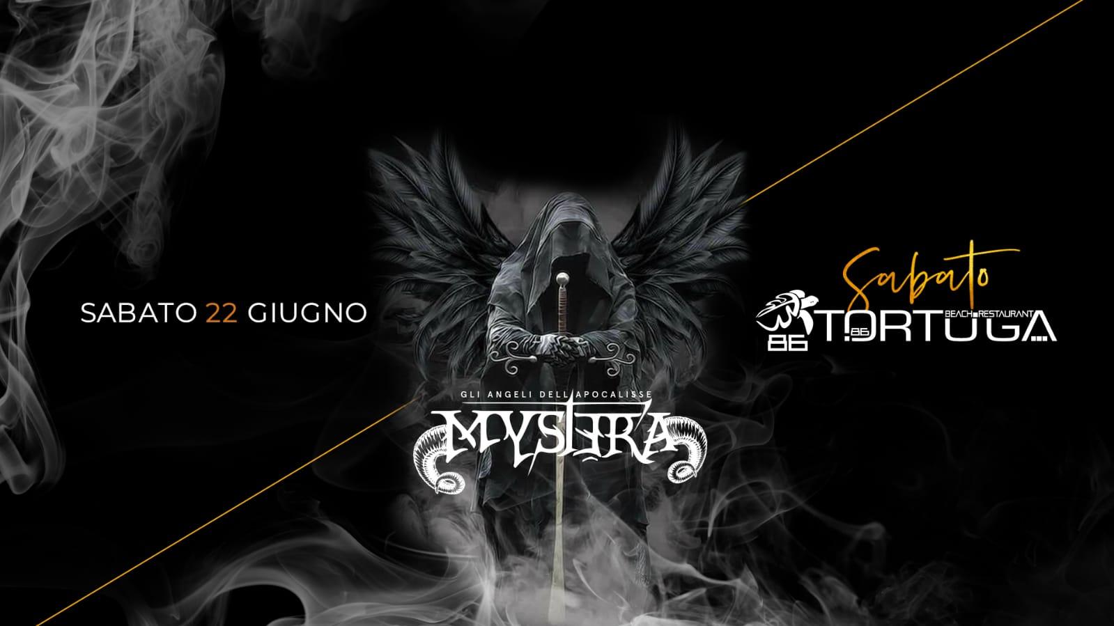 Mystera Tortuga Show Disco Dinner Montesilvano Pescara