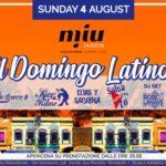 El Domingo Latino Discoteca Miu Marotta Mondolfo