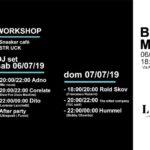 Black Market parte II ristorante La Serra Civitanova Marche