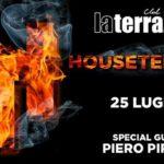 Pirupa guest dj La Terrazza Club San Benedetto del Tronto