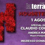 Claudio Coccoluto guest dj La Terrazza San Benedetto del Tronto